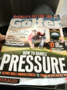 Liquid Grip on Today's Golfer