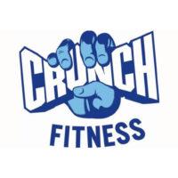 Crunch Logo Blue